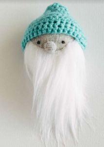 gnome sock doll
