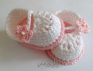 super cute baby booties 7