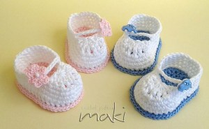 super cute baby booties