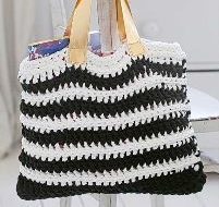 35 crocheted bags 3