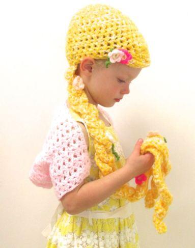 crochet dress up 2