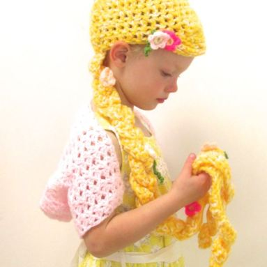 crochet dress up 2